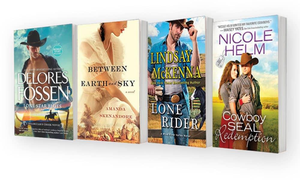 summer romance books cowgirl magazine