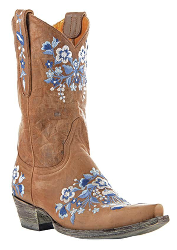 Floral Fashion Trends Cowgirl Magazine