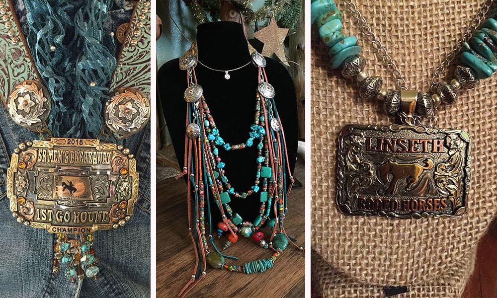 custom belt buckle jewelry by touch of earth