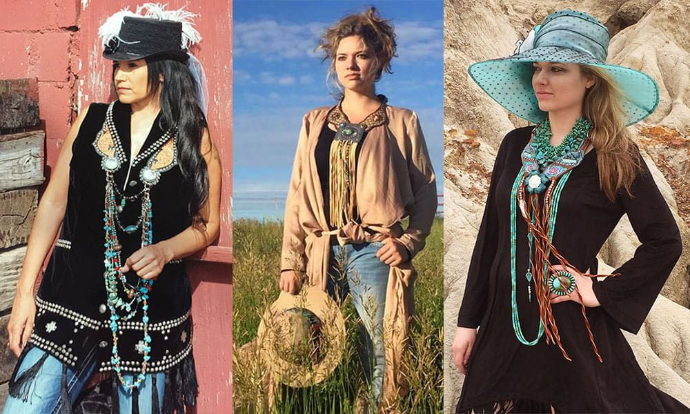 custom western jewelry a touch of earth