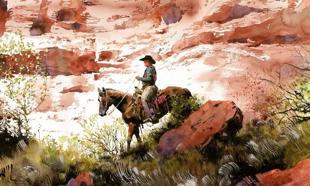 Cowpunchers Vaqueros Cowgirl Magazine