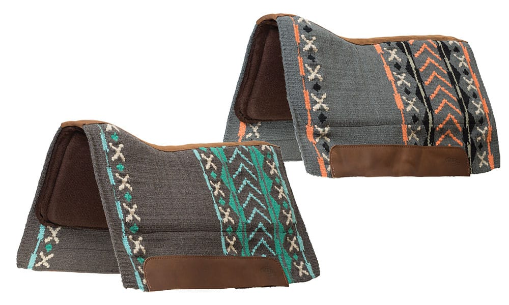 weaver leather synergy saddle pads