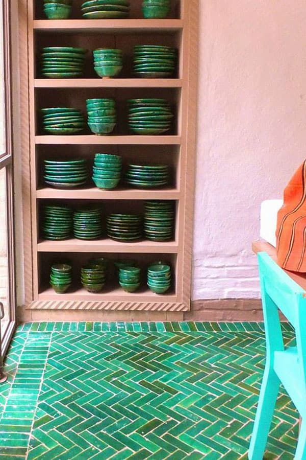 turquoise floors cowgirl magazine