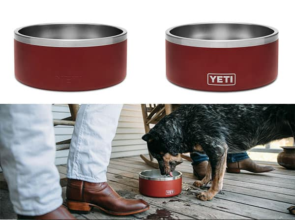 yeti boomer dog bowl cowgirl magazine