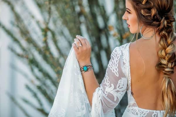 marfa bridal bride cowgirl magazine