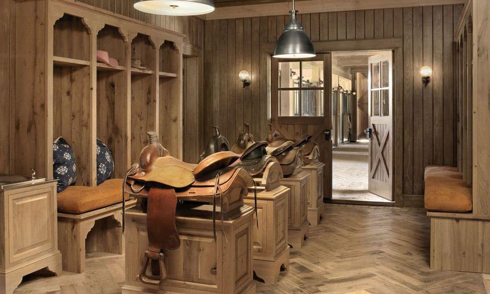 Barn Interiors