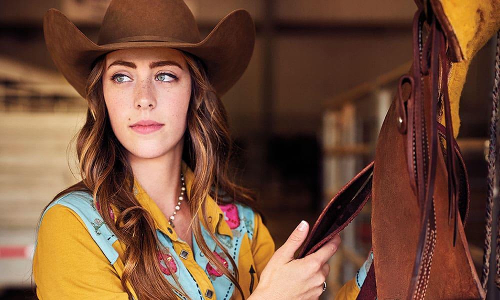 sarah brown ride tv cowgirls