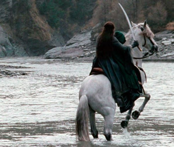 Horses Lord of the Rings Cowgirl Magazine