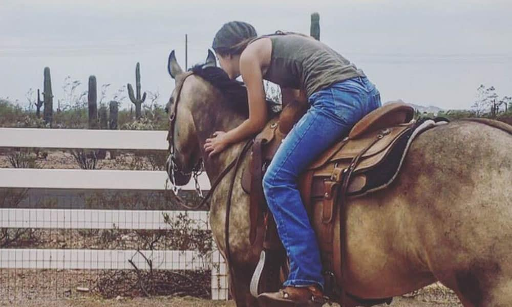 Owning Horses Changes Life