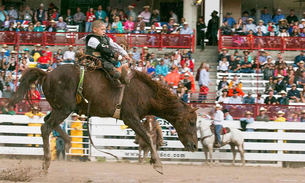 10 Year Old Cowboy Brazos Heck Cowgirl Magazine