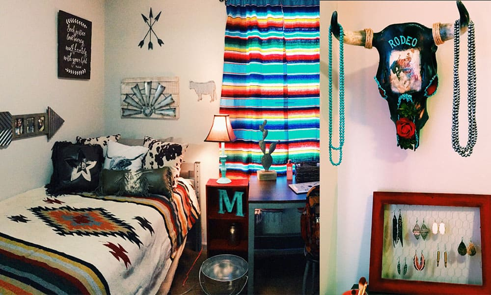 dorm life doesn't have to be dull cowgirl magazine