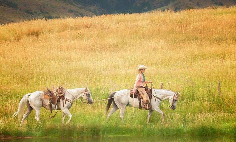 Phyllis Burchett Photography Cowgirl Magazine