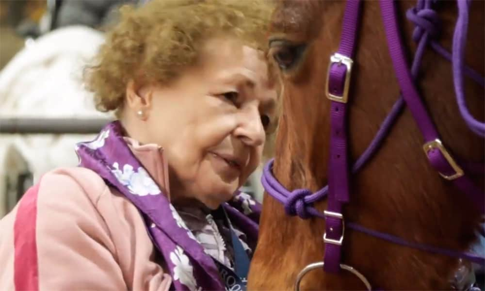 90 Year Old Cowgirl Ride Horse Cowgirl Magazine