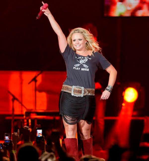 Miranda Lambert Country Singer Cowgirl Magazine