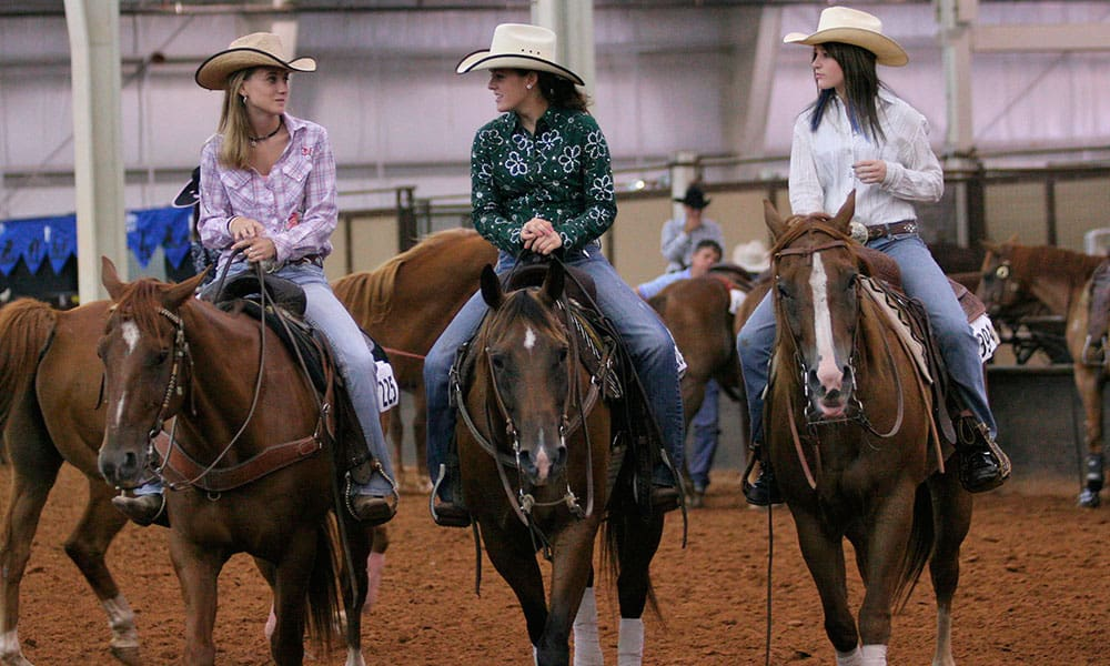 5 Minute Rule Setbacks Show Ring Cowgirl Magazine