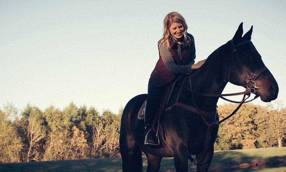 Right Horse Initiative Adoption Cowgirl Magazine