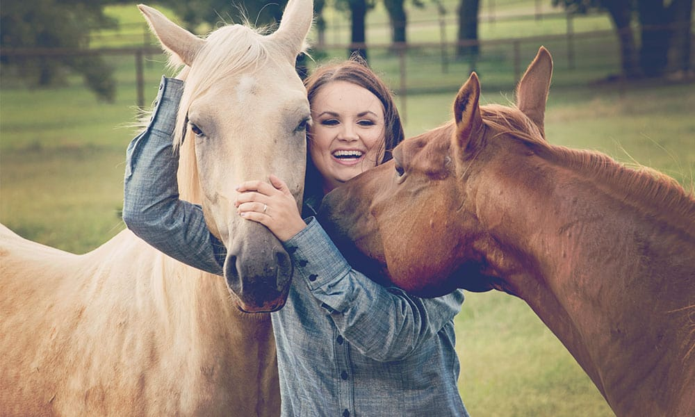 hartfield vet animals cowgirl magazine