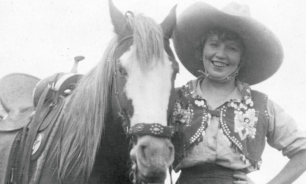 Prairie Rose Henderson Cowgirl Magazine