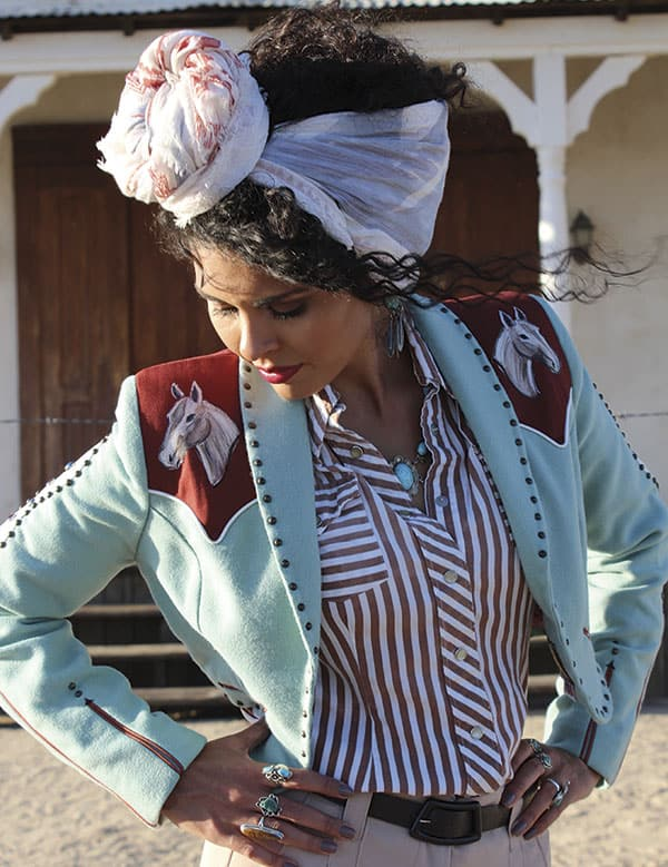 fashion blazers cowgirl magazine