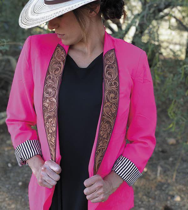 fashion blazers cowgirl magazine