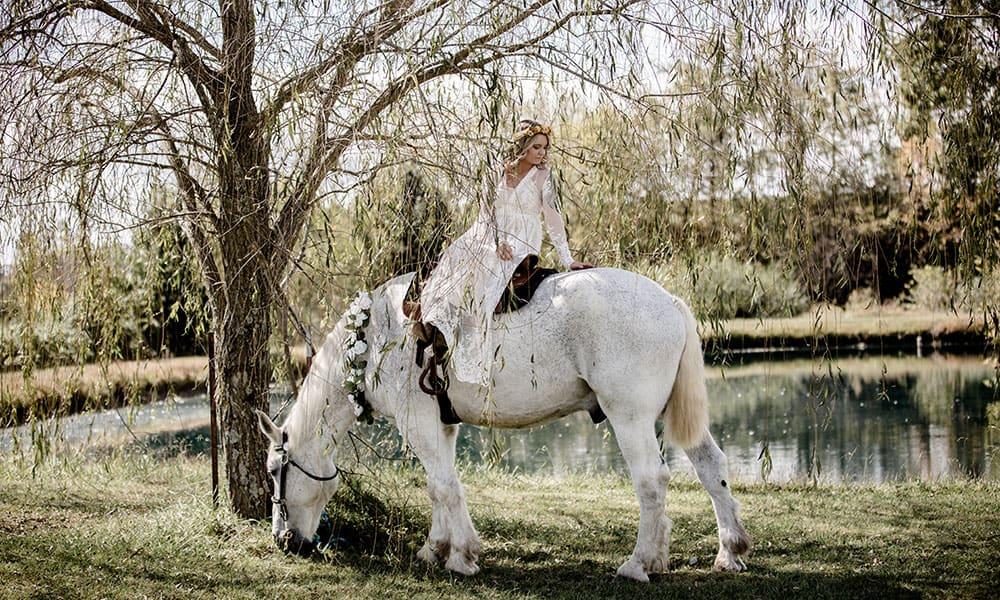 Dream Tennessee Wedding Cowgirl Magazine