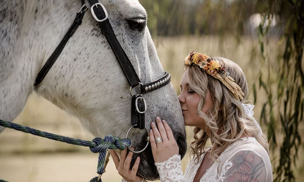 Dream Tennessee Wedding Cowgirl Magazine
