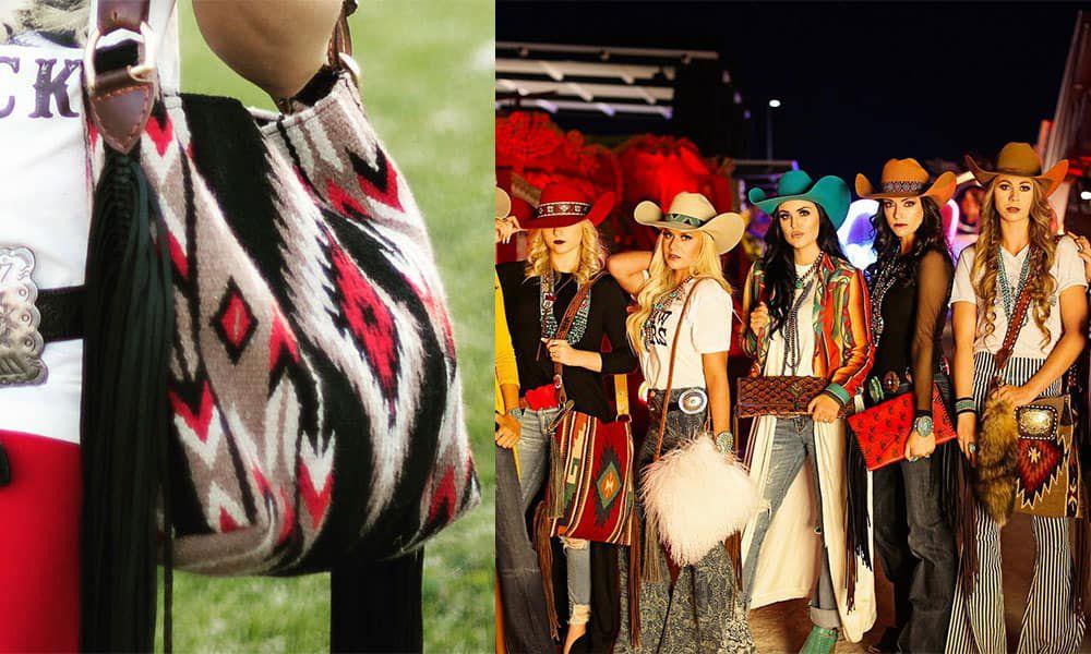 Five Fierce Bags cowgirl magazine espuela design co