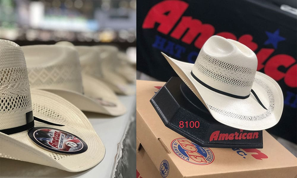 0aa9db8c6944 american hat co american hat company new styles straw hat styles spring  2019 western fashion cowboy