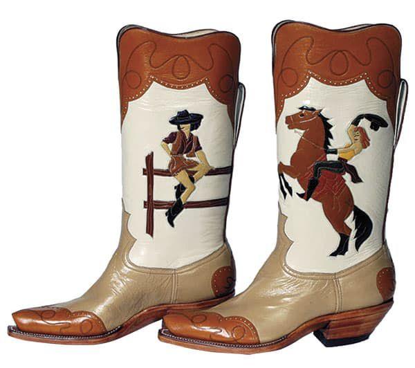 Lisa Sorrel Bootmaker Cowgirl Magazine