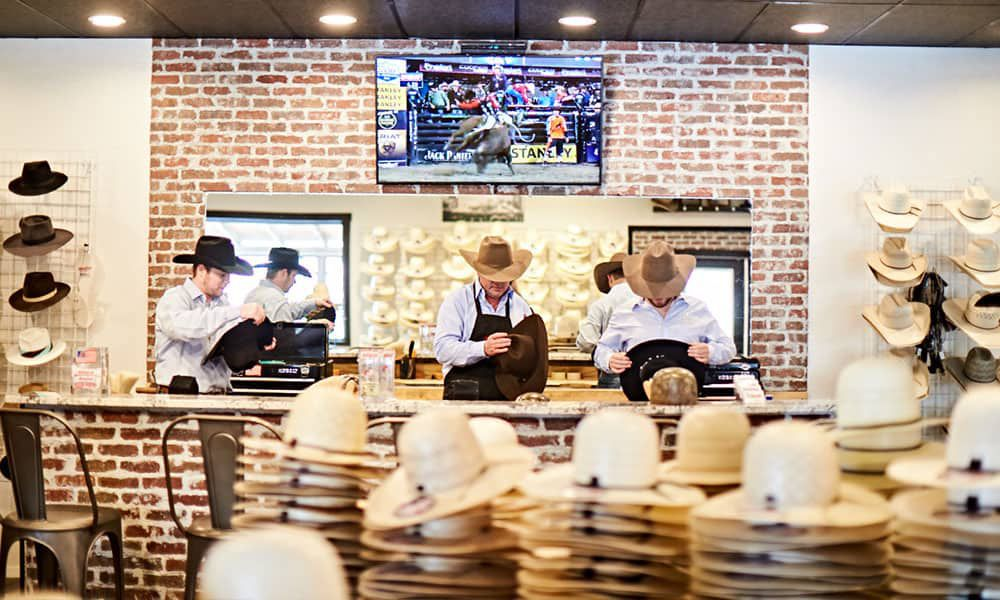 remodeled best hat store cowgirl magazine