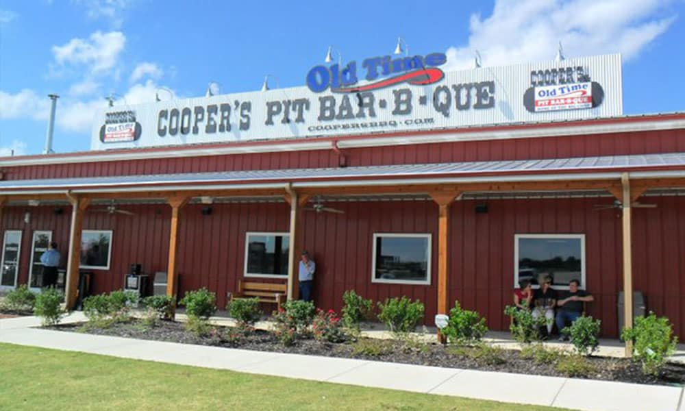 eat Fort Worth stockyards cowgirl magazine Joe t Garcia's cooper's bbq riscky's steakhouse
