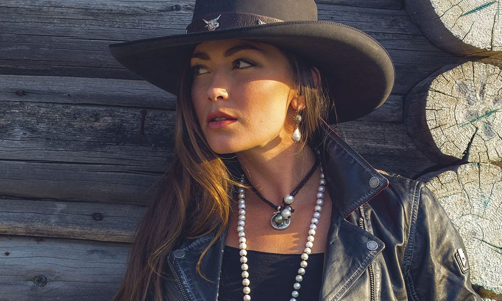 Fall Trends Pearls Cowgirl Magazine