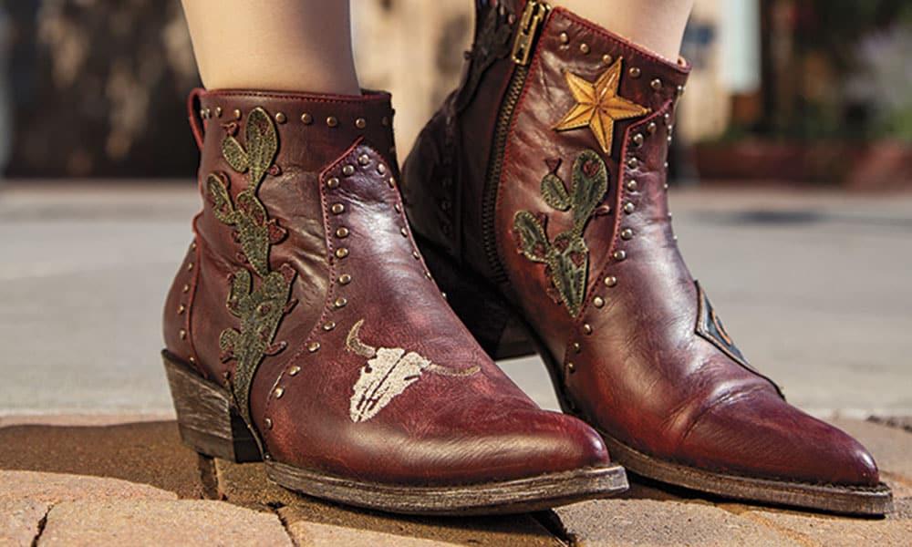 Old Gringo Booties Cowgirl Magazine