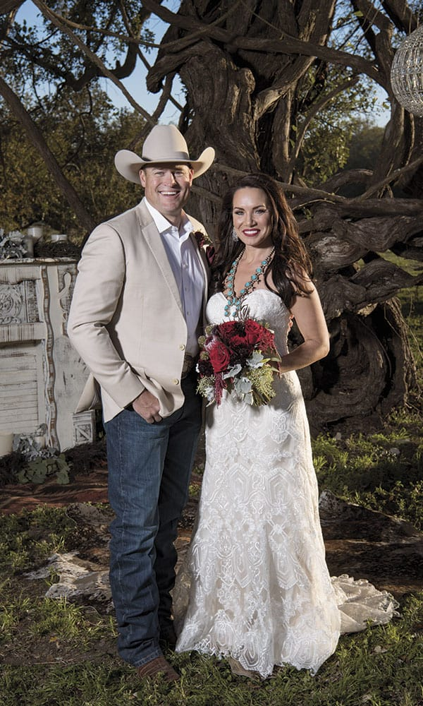 cowgirl in love beautiful brides cowgirl magazine