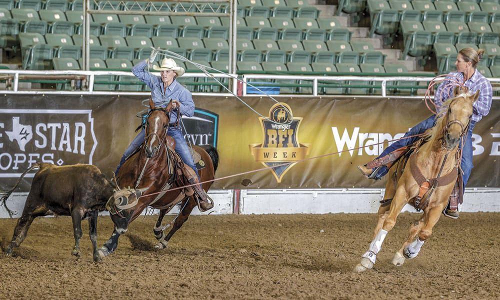 womens roping cowgirl magazine
