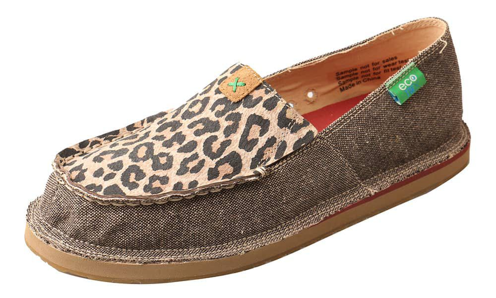 twisted x eco twx loafer leopard