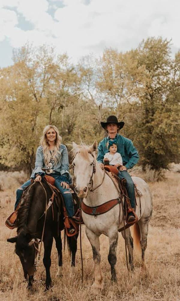 Rodeo Star Ryder Wright Maddy Beins Photography Cowgirl Magazine