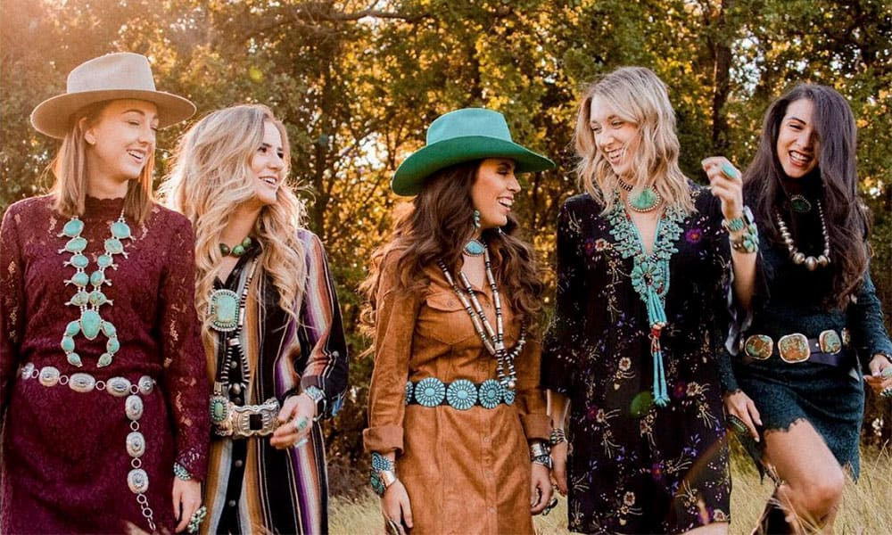 turquoise tribe cowgirl magazine