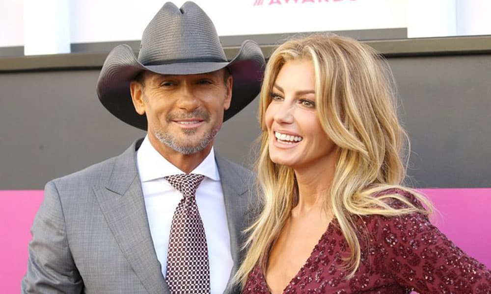 Five Favorites From Faith Hill