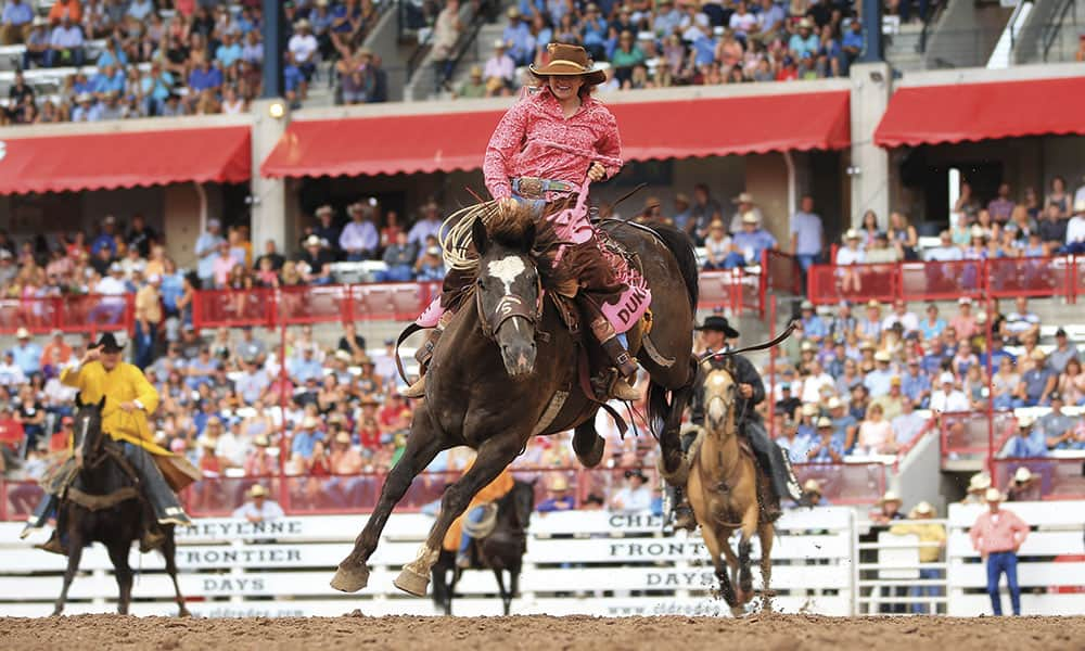 RIDE TV Cowgirls Duke Largo Wimberly Wreckless Cowgirl Magazine