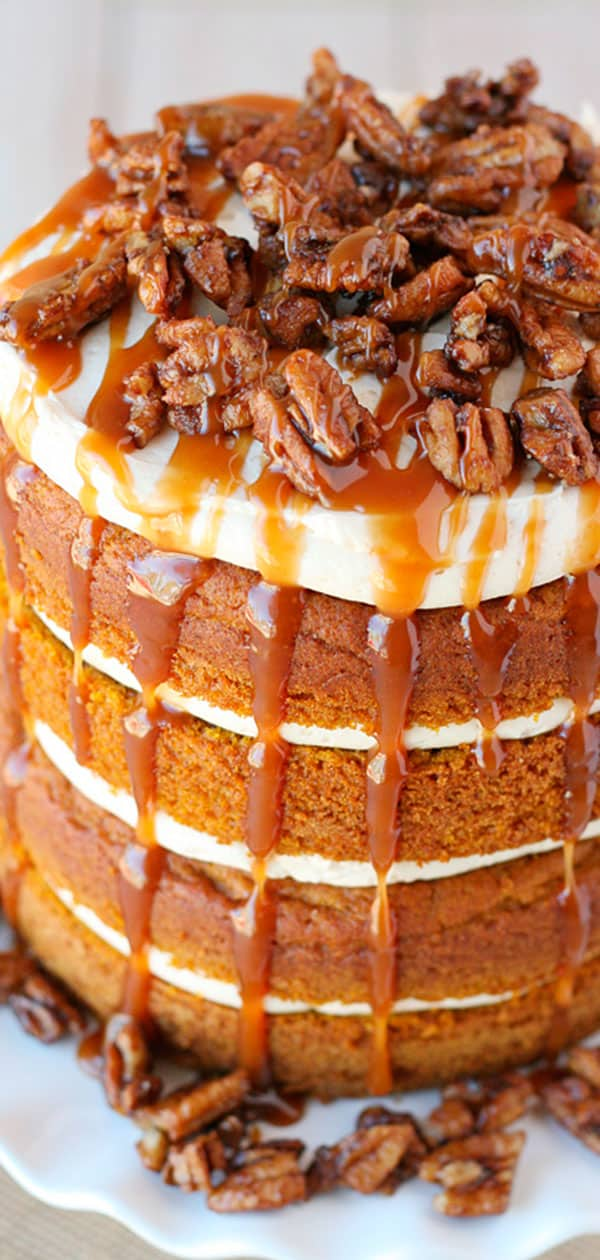 Decadent Fall Cakes Cowgirl Magazine