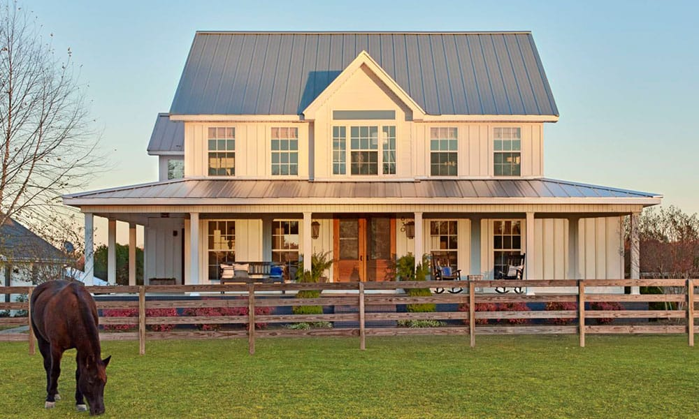 america farmhouses cowgirl magazine