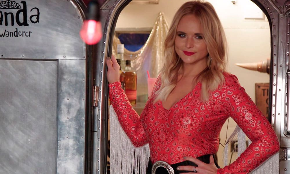 Miranda Lambert Renovated Airstream Junk Gypsy Cowgirl Magazine