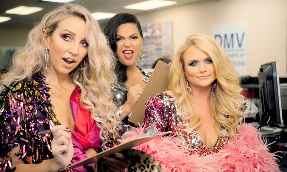 Ashley Monroe Angaleena Presley Miranda Lambert Pistol Annies Cowgirl Magazine