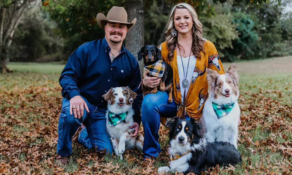 fur babies Family Photos With Your Fur Babies cowgirl magazine