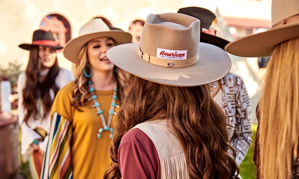 finest hats American Hat Company: The Finest Women Only Wear The Finest Hats cowgirl magazine