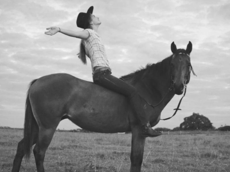 cowgirl magazine horse cowgirl