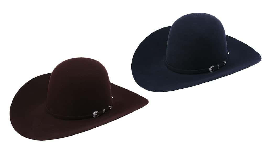 midnight blue black cherry American Hat company colors colored cowboy hats cowgirl magazine