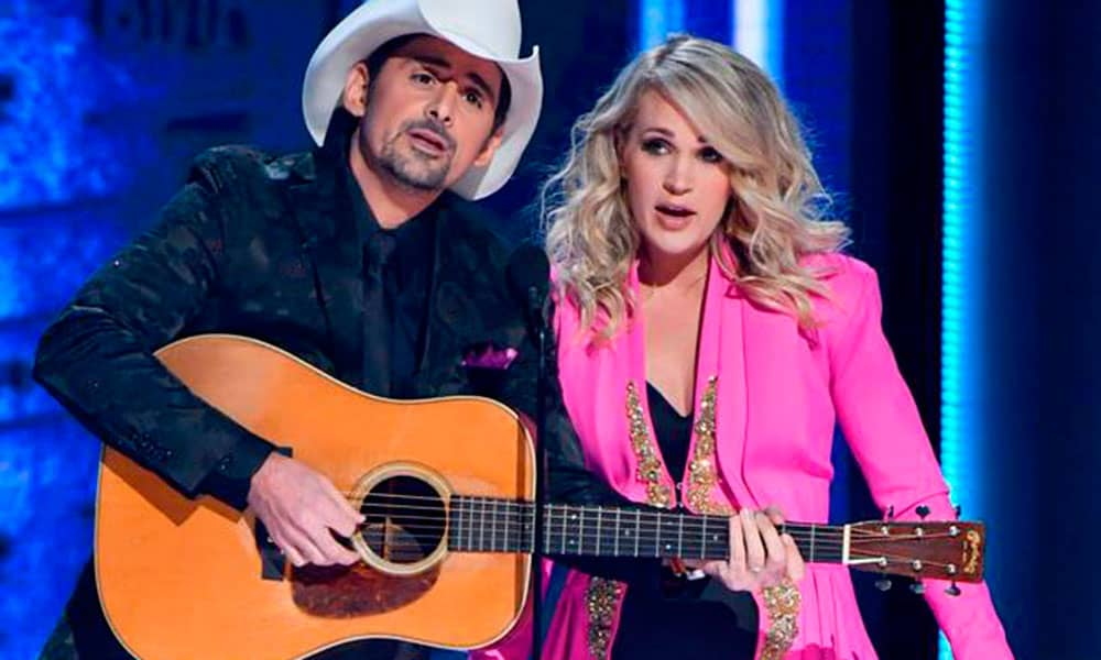 Carrie Underwood CMA Awards Gender Reveal Cowgirl Magazine