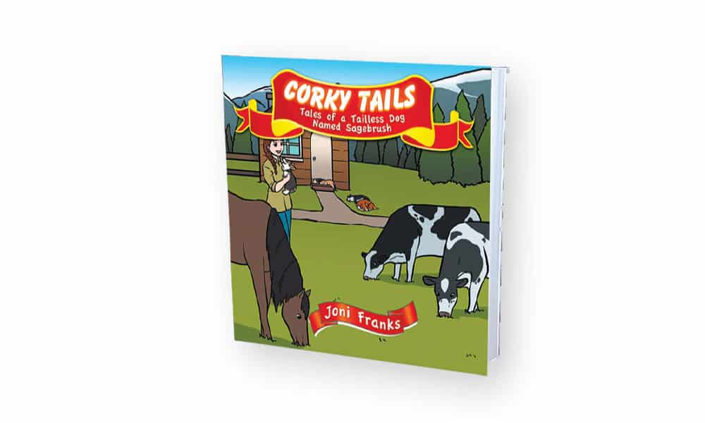 corky tails book cowgirl magazine